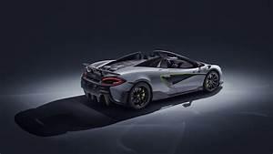 McLaren 600LT Spider by MSO 2019 5K Wallpaper HD Car