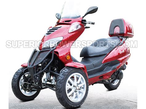 Df Moto 150cc Trike Scooter Type Tkb Motorcycles For Sale