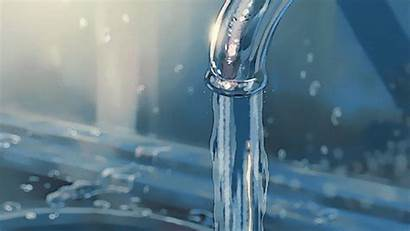 Water Gyabbo Welovebuzz Tap Flowing Anime Niwa