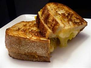 Recipe for Yummy Cheesy Goodness- Grilled Cheese ...