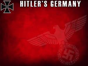 hitler39s germany powerpoint template adobe education With world war 2 powerpoint template
