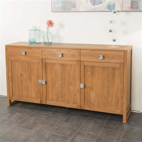 Living Room Sideboard by Solid Teak Living Room Sideboard Th 233 A Rectangle