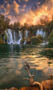 Waterfall Wallpaper Hd Zedge - Nature Wallpaper