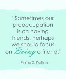 Quote by Elaine S. Dalton
