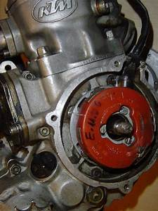Powerdynamo For Ktm Engine Type 502