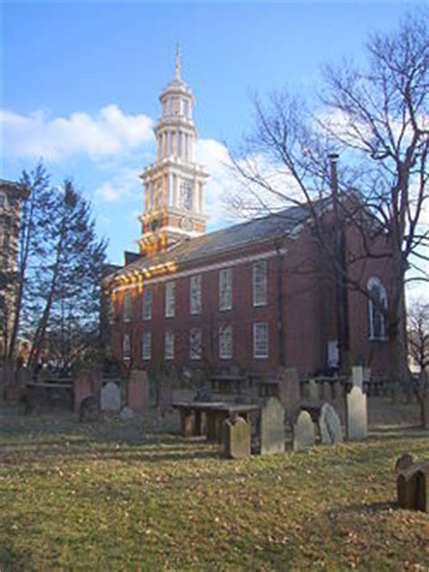 First Church of Christ and the Ancient Burying Ground ...