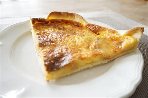 tarte au maroilles la recette sur 199 a drache en nord