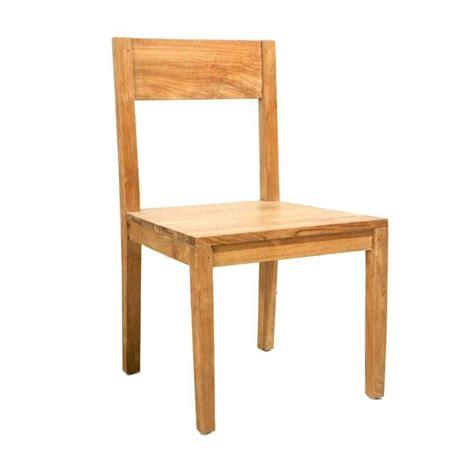 chaise en teck chaise en teck intérieur grade a