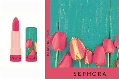 sephora si鑒e lipstories i nuovi rossetti di sephora si ispirano a instagram