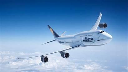 747 Boeing Lufthansa 8i Aircraft Wallpapers Desktop