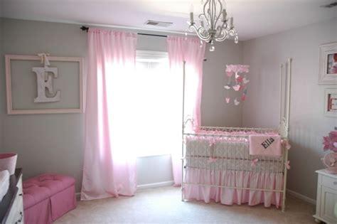 chambre bébé fille en gris et 27 belles idées à