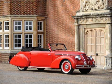 Wallpapers Of Fiat 1500 Ghia Cabriolet 193539 1280x960