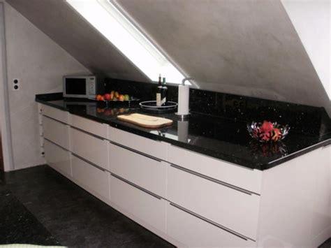 Küche Mit Schräge k 220 chenzeile unter einer schr 195 164 ge free ausmalbilder