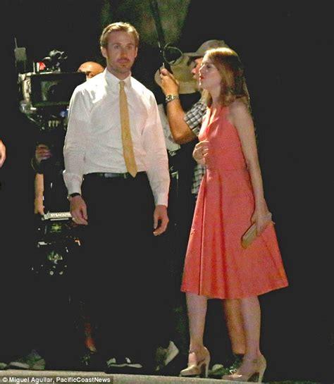 Emma Stone Finishes Filming Musical Romance Land