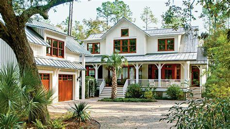 modern dogtrot home