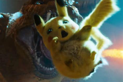 Detective Pikachu Movie Trailer
