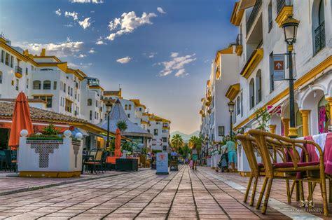 marbella spain puerto banos towns coastal street flickr places del sol costa malaga panoramio hansen tommie europe history malaga map
