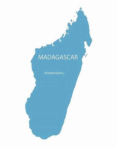 Madagascar Vector Clip Map Illustrations Vectors Similar