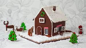 Lebkuchenhaus Selber Machen : rezept weihnachten lebkuchenhaus selber machen youtube ~ Watch28wear.com Haus und Dekorationen
