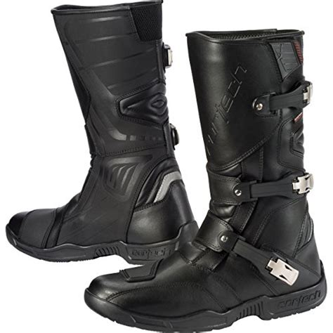 mens black motorcycle riding boots cortech accelerator xc men 39 s riding motorcycle boot the