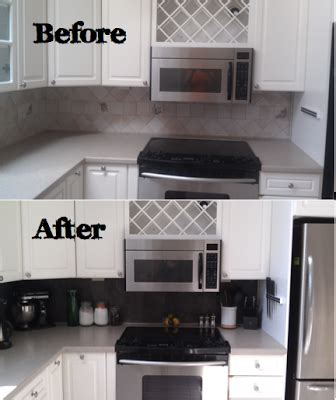 peel and stick backsplash for kitchen kitchen backsplash rev using peel and stick vinyl 9072
