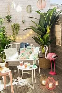 Aménager Son Balcon Pas Cher : am nager son balcon petit prix ginger pixel ~ Premium-room.com Idées de Décoration