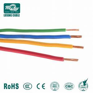 China Electric Wire Color Code