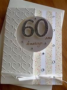 Faire Part Anniversaire 60 Ans : 60 ans de mariage noces de diamants anniversaire de ~ Edinachiropracticcenter.com Idées de Décoration