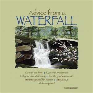 Waterfall Quote... Waterfall Movie Quotes
