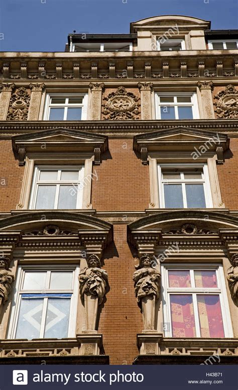 Haus Kaufen Hamburg Innenstadt by Haus Altbau Fassade Detail Drau 223 En Architektur