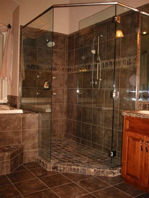 custom tile shower  kitchen bath laundry