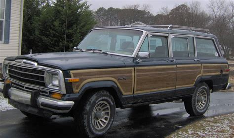 1989 jeep grand wagoneer 1989 jeep grand wagoneer pictures cargurus