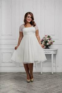 Plus Size Short Wedding Dresses Naf Dresses