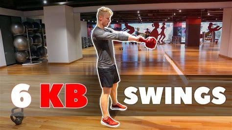 kettlebell swing swings variations yx2 strong hips vahva fitness