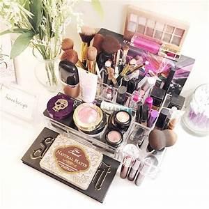 Boite De Rangement Maquillage : astuces de rangement maquillage pour r ussir l ~ Dailycaller-alerts.com Idées de Décoration