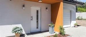 Abri Porte Entrée : portes d 39 entr e verre clair ~ Edinachiropracticcenter.com Idées de Décoration