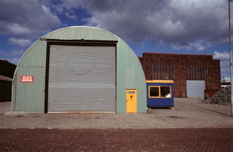 form  foundation   quonset building hunker