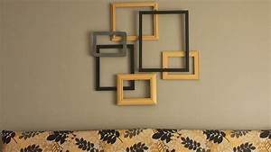 Wall art designs frame living room decoration