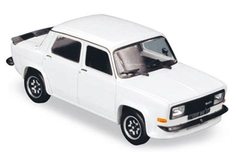 Norev: Simca 1000 Rally 3 - White (571017) in 1:43 scale ...