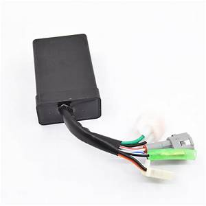 8 Wires Cdi Box Ignition Trigger For Yamaha Zy125t Zy 125 125cc Motorbike Electrical Parts