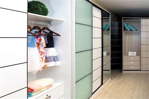 enhance the bedroom with an innovative closet the closet