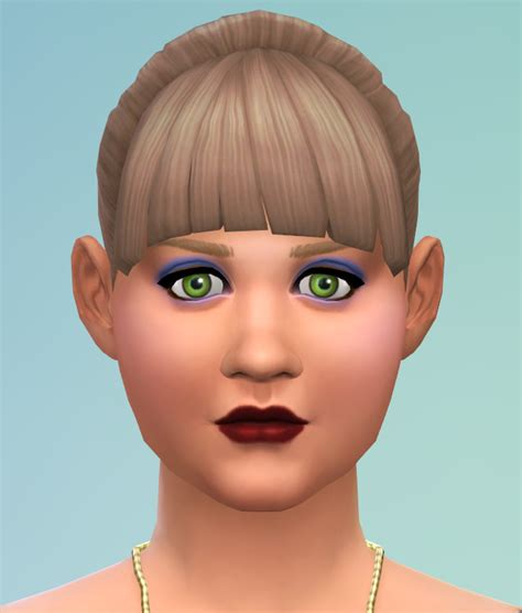 Hair Looks Dull by New Hair In Looks Dull The Sims Forums