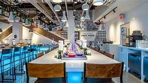 Yo! Sushi – IA Interior Architects