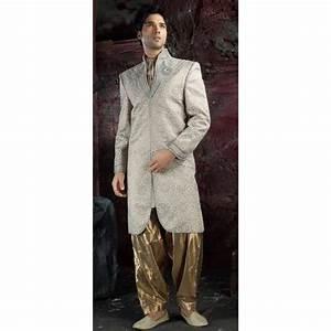 Tenue Blanche Homme : achat tenue indienne de mari pour homme brod et incrust de pierres tenue indienne de mari ~ Melissatoandfro.com Idées de Décoration
