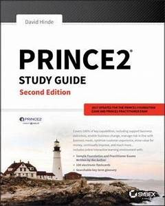 Prince2 Study Guide  2017 Update  2nd Edition
