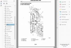 Official Workshop Service Repair Manual For Subaru Impreza