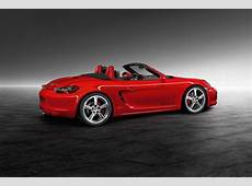 Porsche Exclusive Reveals 'Guards Red' Boxster S Carscoops
