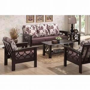 Wooden sofa set designs images new designer wooden sofa for Living room furniture hyderabad