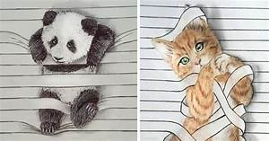 Easy Cute Animal Drawings In Pencil
