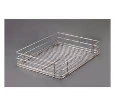 Buy Ebco Kitchen Accessories Right Angle Basket 380mm X